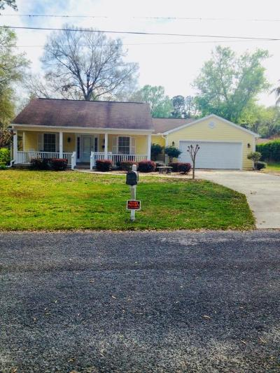 Belleview Single Family Home For Sale: 5938 SE 125 Place