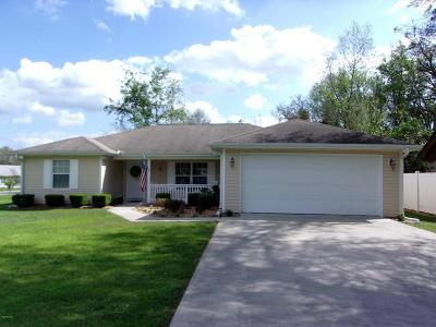 Single Family Home For Sale: 54 Teak Road