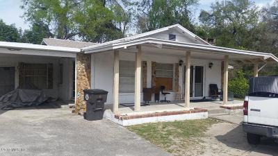 Ocala Single Family Home For Sale: 1937 SW 2nd Street