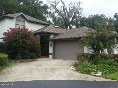 Ocala Single Family Home For Sale: 1962 SE Twin Bridge Circle