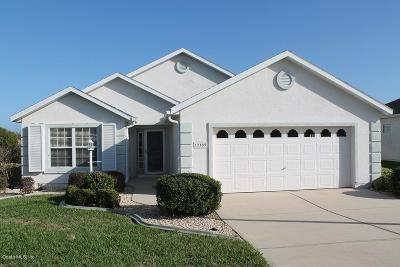 Summerfield FL Single Family Home For Sale: $217,900