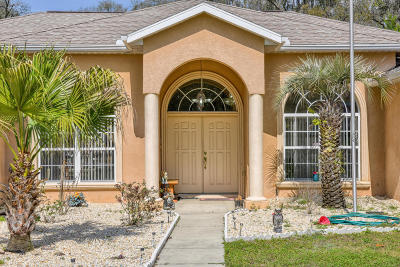 Ocala Single Family Home For Sale: 7814 SW 103rd Loop
