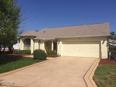 The Villages Single Family Home For Sale: 1305 Lopez Lane