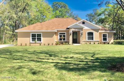 Ocala Single Family Home For Sale: 51 NE 41st Avenue