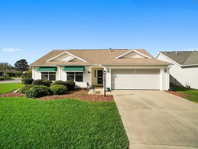 The Villages Single Family Home For Sale: 3170 Hudson Court