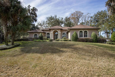 Ocala Single Family Home For Sale: 7219 SE 12th Circle