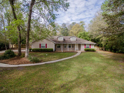 Ocala Single Family Home For Sale: 8900 SE 19th Ave Road