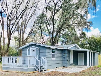 Ocala Single Family Home For Sale: 2519 NW 1st Avenue