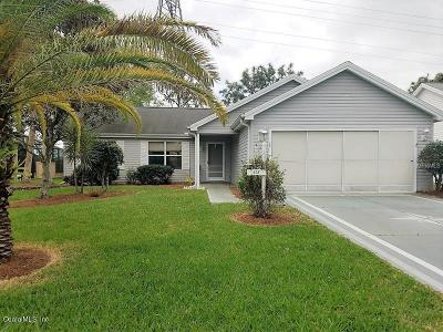 The Villages Single Family Home For Sale: 428 San Pedro Drive