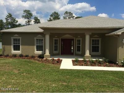 Ocala Waterway Single Family Home For Sale: 10943 SW 45th Avenue