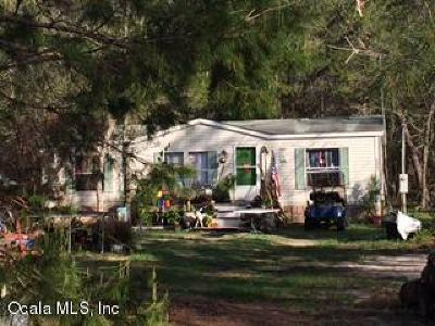 Fort McCoy Single Family Home For Sale