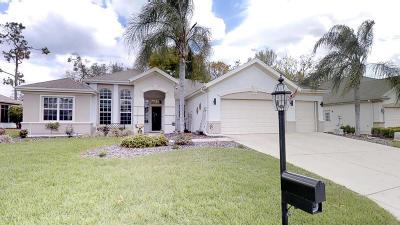 Summerfield FL Single Family Home Pending: $299,900