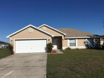 Meadow Glenn Single Family Home For Sale: 9923 SW 55th Court