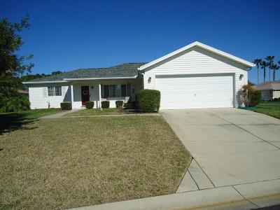 Summerfield Single Family Home Pending: 14019 SE 85th Court