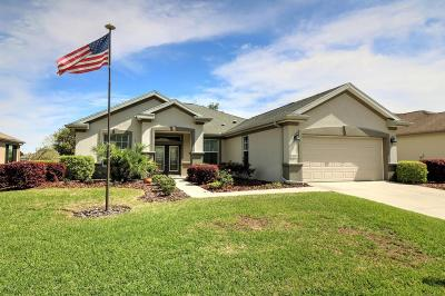 Summerfield Single Family Home Pending: 13231 SE 86th Circle