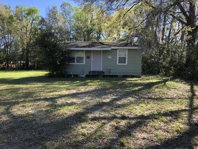 Ocala Single Family Home For Sale: 2603 NE 15th Avenue