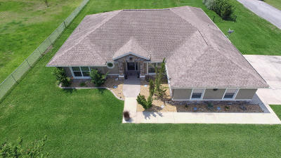 Ocala Waterway Single Family Home For Sale: 10285 SW 47th Avenue
