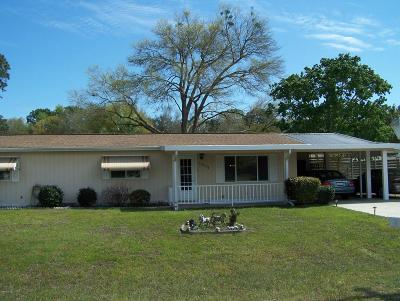 Ocala Single Family Home For Sale: 10027 SW 88th Court
