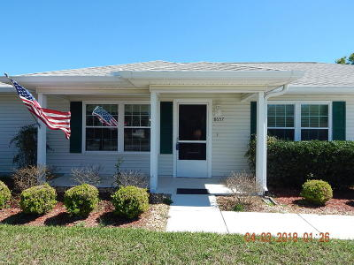 Lake County, Marion County Single Family Home For Sale: 8657 SW 61st Court