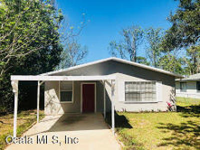 Ocala Single Family Home For Sale: 39 Spring Loop Circle