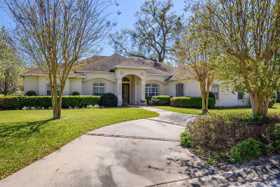 Ocala Single Family Home For Sale: 2724 SE 29th Street