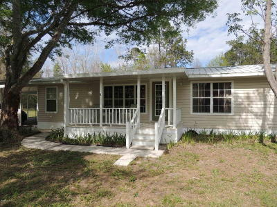 Mobile/Manufactured For Sale: 16051 NE 71st Street