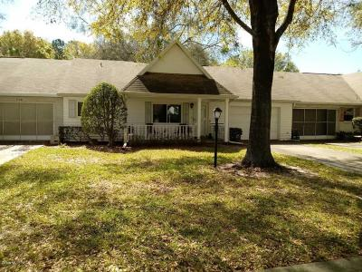 Ocala Single Family Home For Sale: 8762 SW 91st Street #C