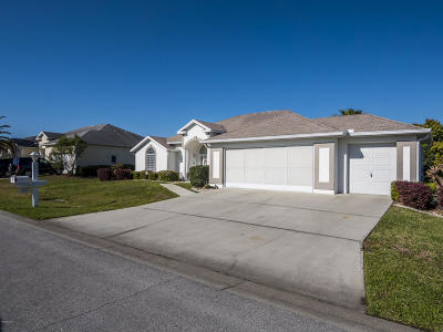 Ocala Palms Single Family Home For Sale: 2304 NW 51st Terrace