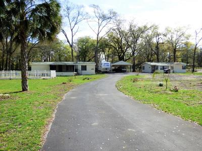 Ocala Mobile/Manufactured For Sale: 951 & 953 SW 80th Avenue