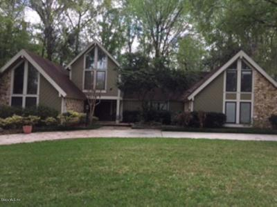 Ocala Single Family Home For Sale: 2420 SE 14th Street