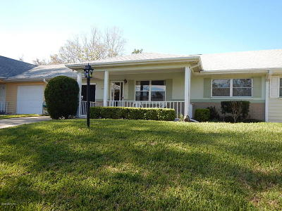 Ocala Single Family Home For Sale: 8677 SW 97th Lane Road #B