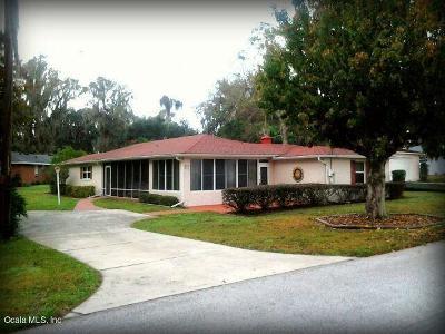 Single Family Home For Sale: 7 Tangerine