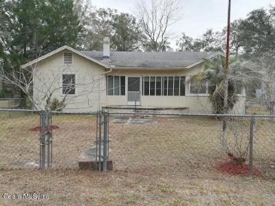 Ocala Single Family Home Sold: 323 NW 25th Street