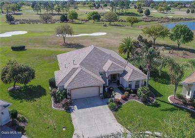 The Villages Single Family Home For Sale: 16911 SE 88th Crestbrook Court