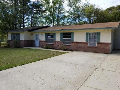 Ocala Single Family Home For Sale: 9342 Bahia Road