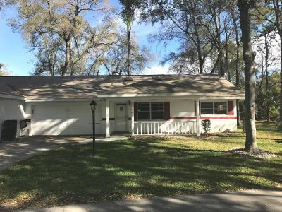 Ocala Single Family Home For Sale: 8747 SW 98th Street Road #H
