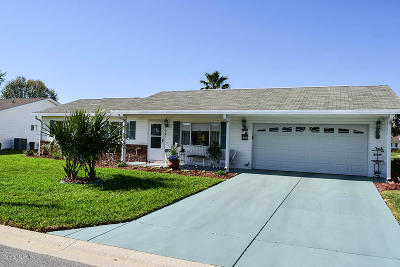 Spruce Creek So Single Family Home For Sale: 17856 SE 107th Terrace