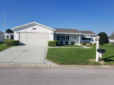 Spruce Creek So Single Family Home For Sale: 9637 SE 173rd Lane
