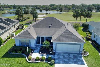 The Villages Single Family Home For Sale: 1704 Augustine Drive
