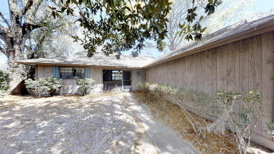 Dunnellon Single Family Home For Sale: 11809 N Elkcam Boulevard