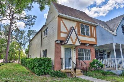 Ocala Single Family Home For Sale: 9951 SW 88th Court Road #A