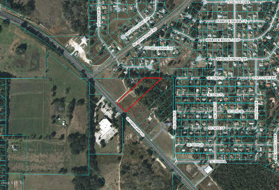 Ocala Residential Lots & Land For Sale: 6535 SE Maricamp Road