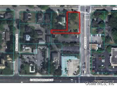 Ocala Residential Lots & Land For Sale: 140 NE 8th Avenue