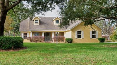 Ocala Single Family Home For Sale: 5078 NW 76th Court