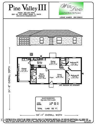 Summerfield Single Family Home For Sale: 13653 SE 53 Terrace