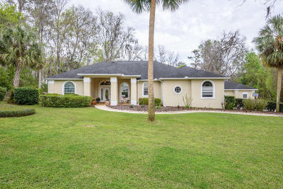 Marion County Single Family Home For Sale: 4761 SW 1st Terrace