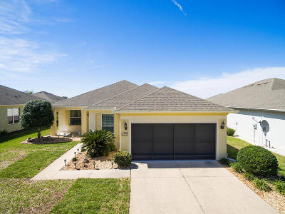 Ocala Single Family Home For Sale: 6424 SW 92nd Circle