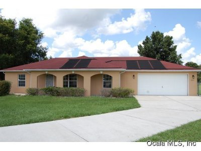 Summerfield Rental For Rent: 9841 SE Sunset Harbor Road