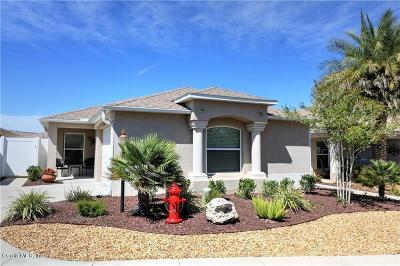 The Villages Single Family Home For Sale: 2245 Antigua Place