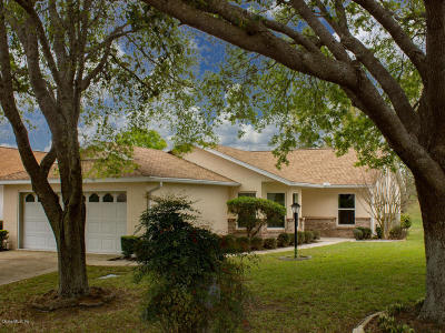 Ocala Single Family Home For Sale: 9125 SW 91st Circle